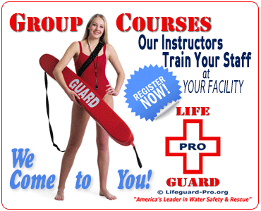 Group Courses | Lifeguard Courses, Water Safety Instructor Certification & Lifeguarding Instructor Classes